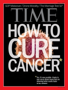 beat cancer or cure cancer